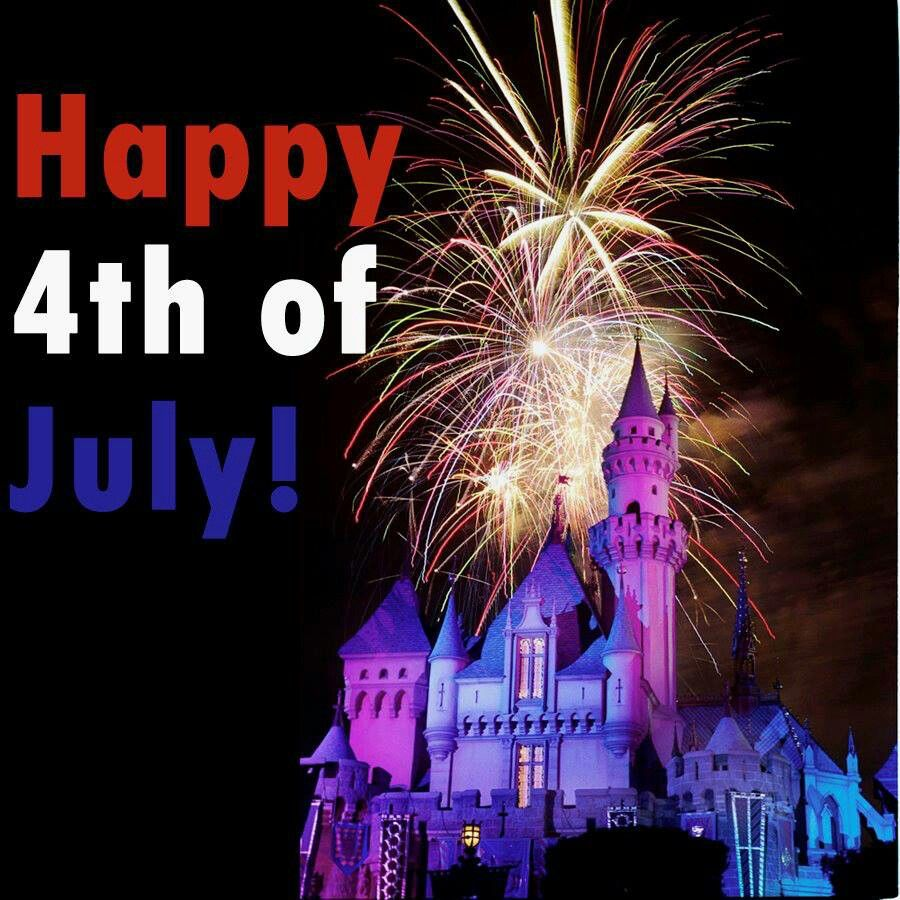 fourth of july disney