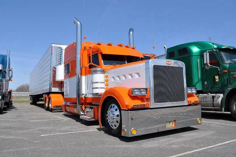 Custom Big Rigs Show Trucks Ultra Cool Iron