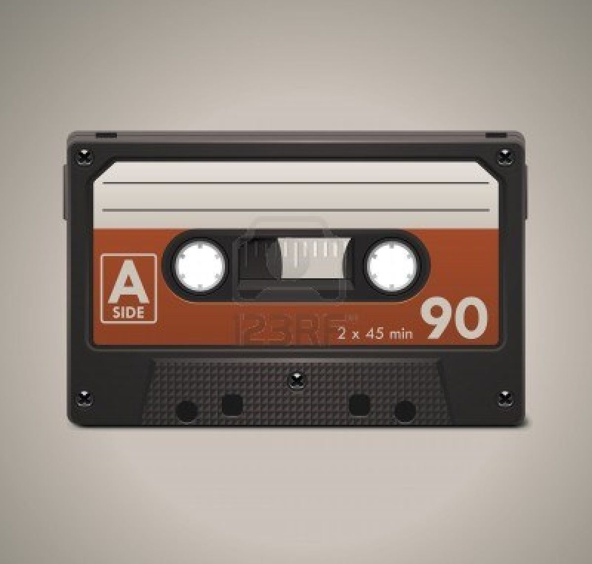 Blank Cassette Tape | Childhood Memories | Pinterest