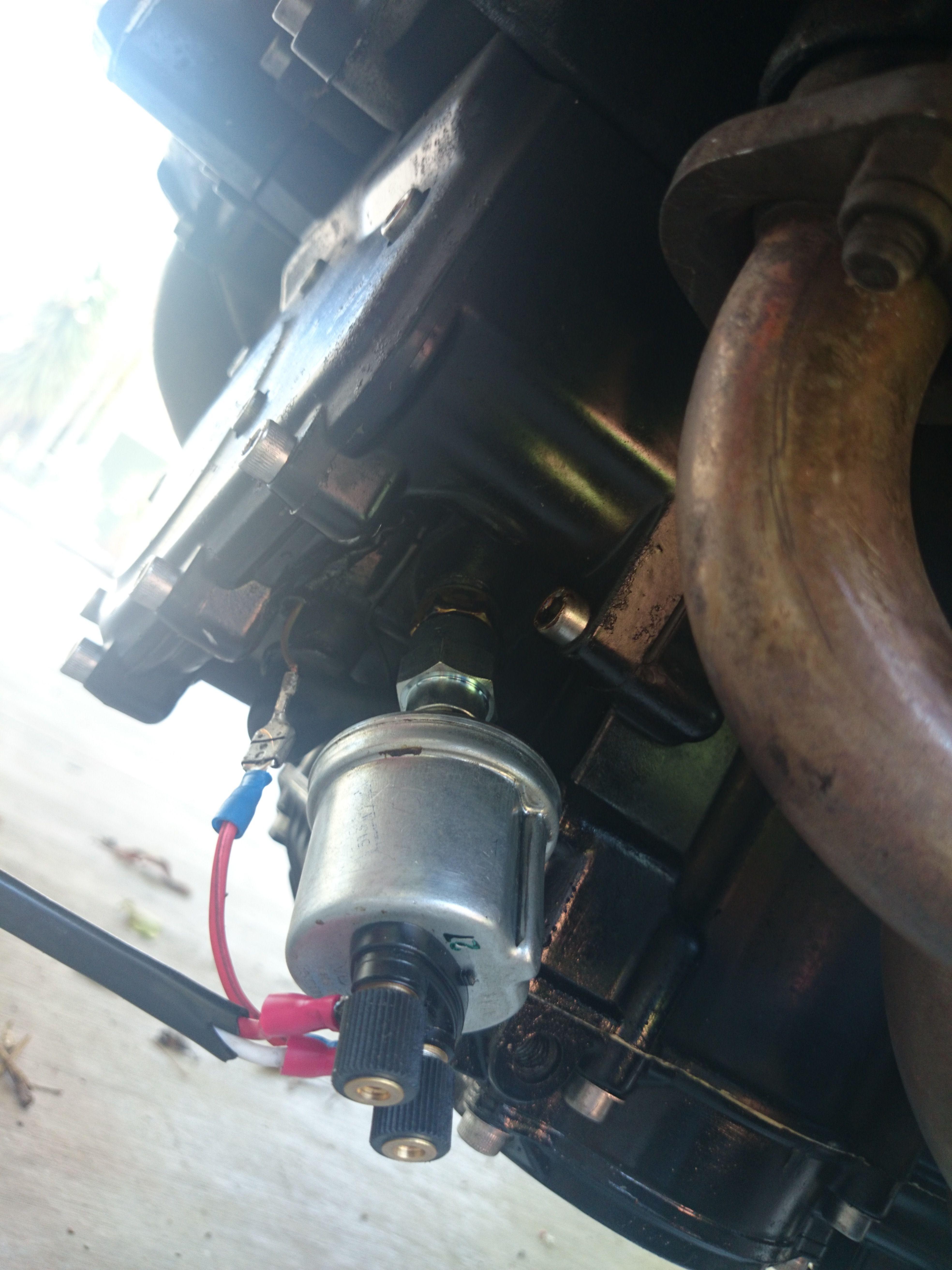 Adding extra gauges - Oil pressure - Volts....... D13e55d6ebbb499e0c8e2687f9f71acb