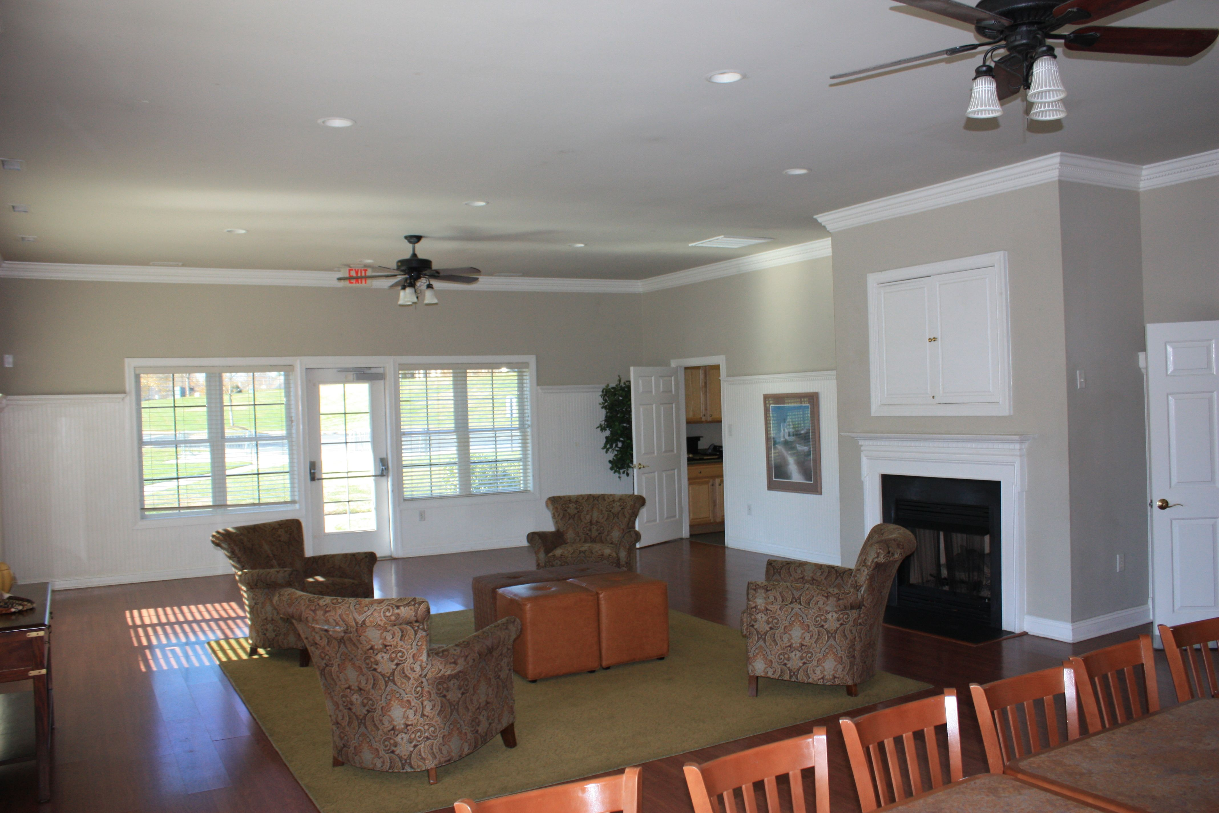 Twin Hickory Lake House Interior Twin Hickory Community
