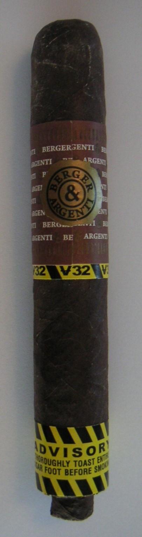 Berger Argenti Entubar V32 Cigar