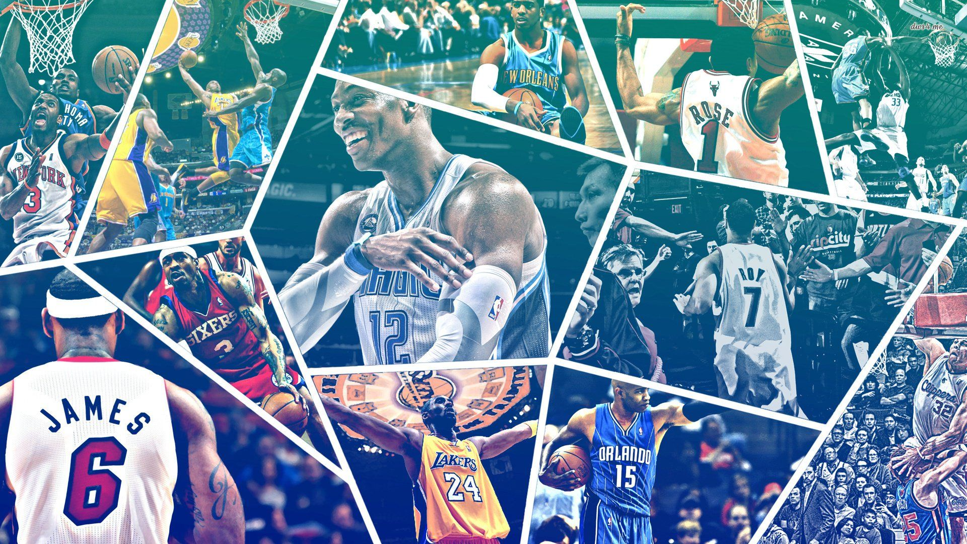 Basketball Nba Players Wallpaper Hd In Wallpapers 1920