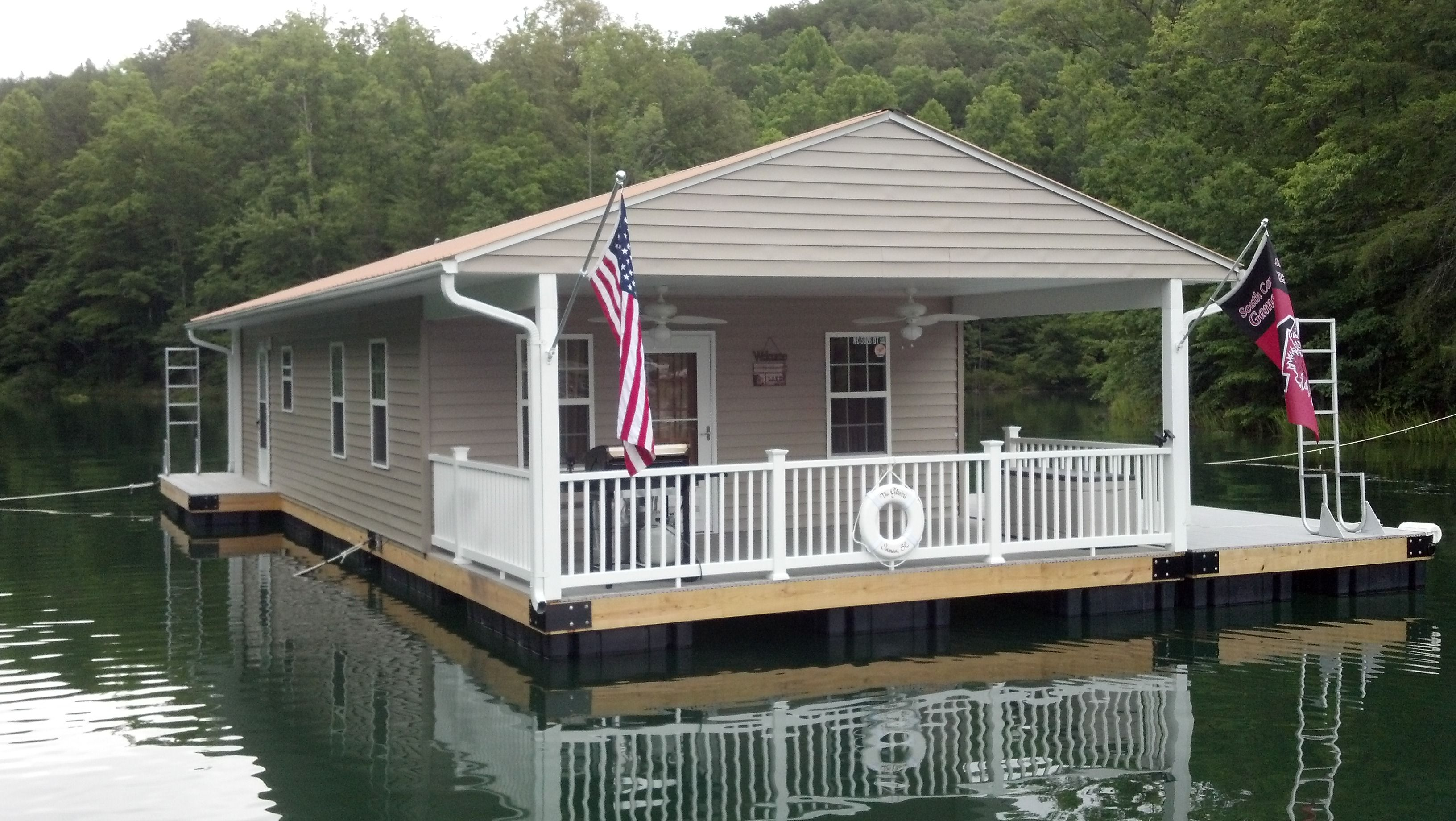 our houseboat on fontana lake nc my style pinterest