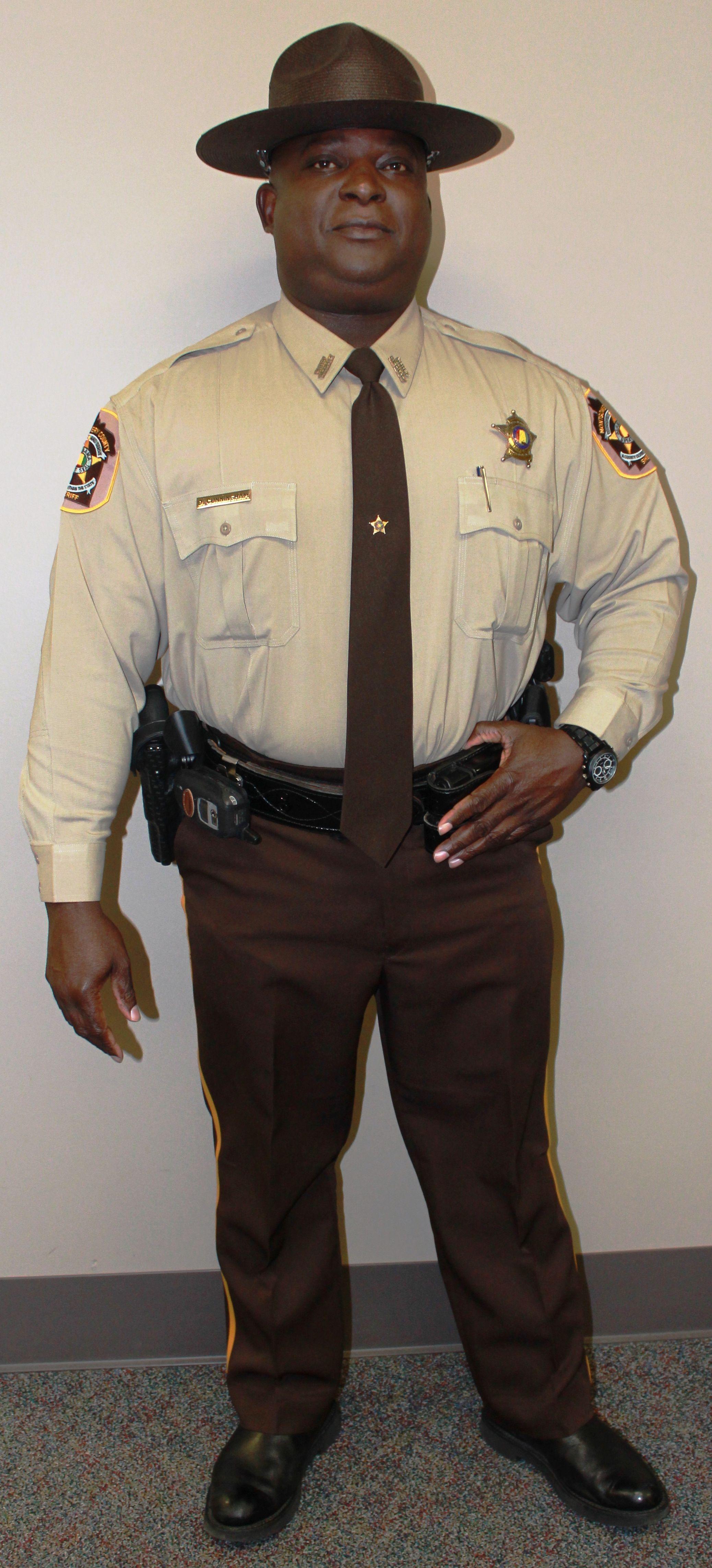 Chief in full uniform. | Sheriff 2014 | Pinterest