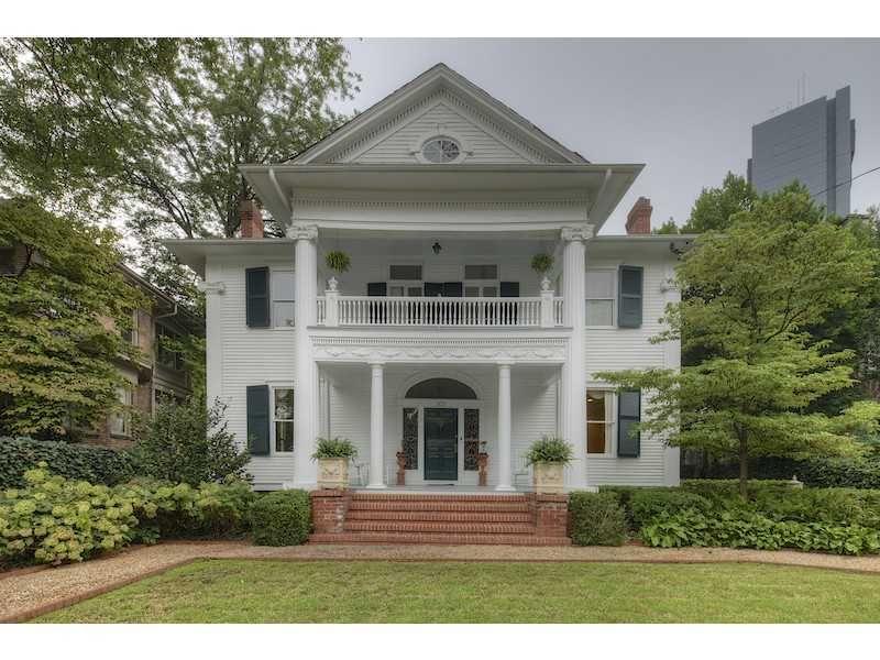 Greek Revival Architecture Homes Pinterest
