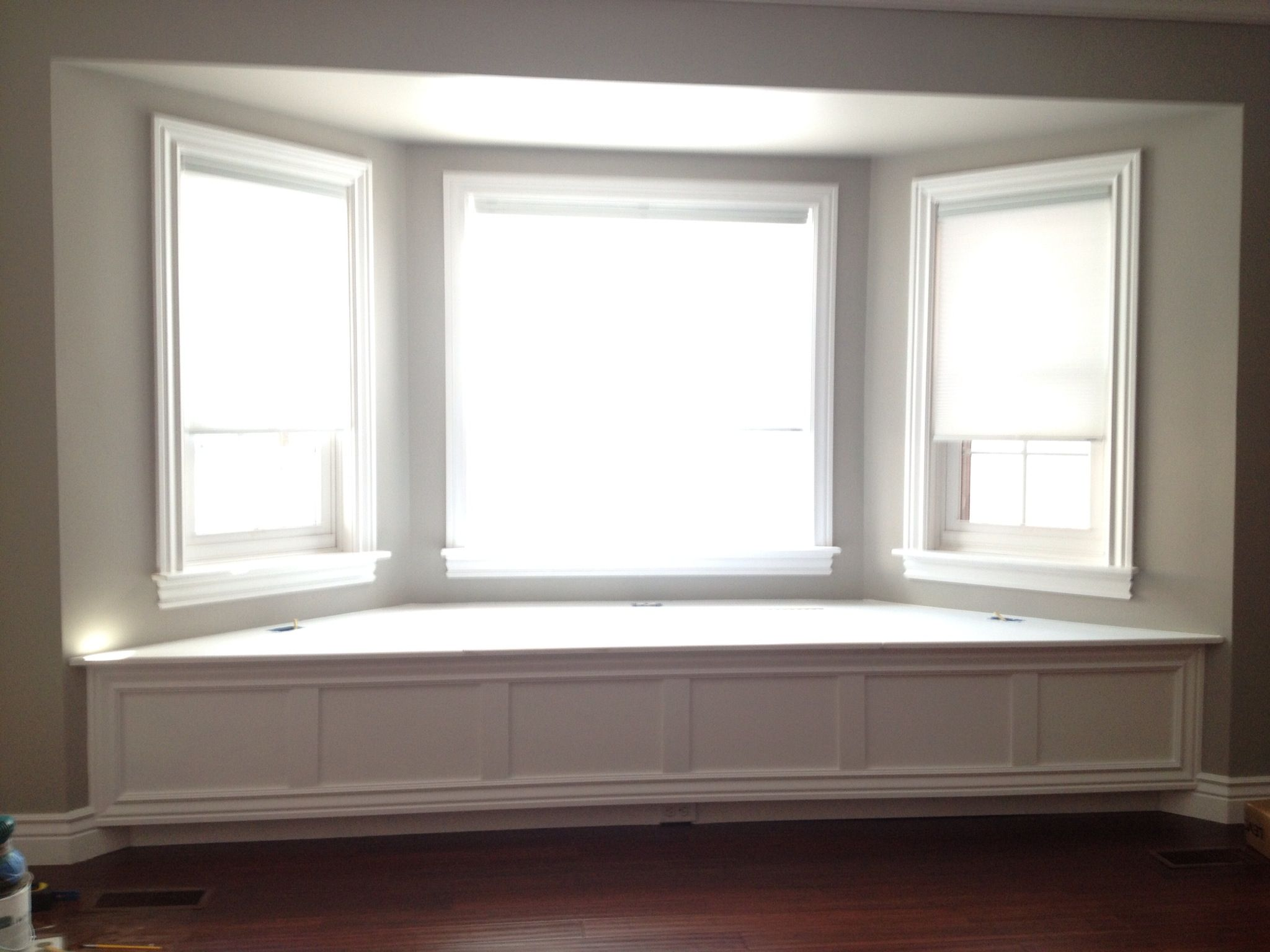 bay window seat diy pinterest