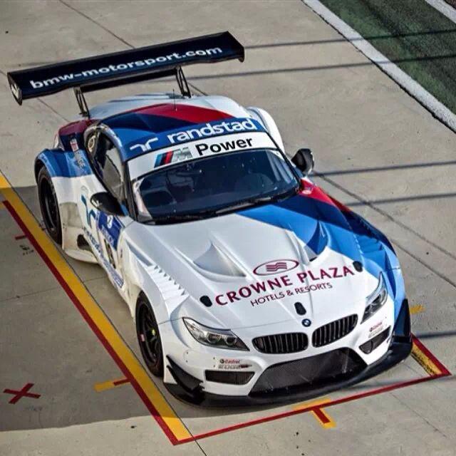 Bmw Z4 Gt3: BMW Z4 GT3