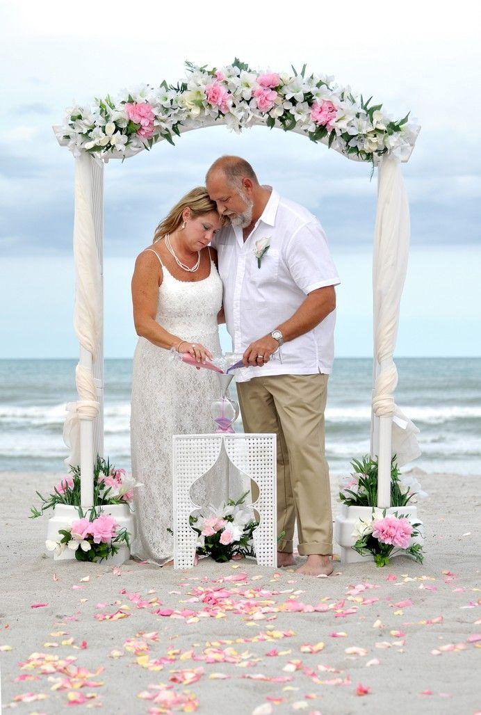 Sand Art Wedding Ceremony