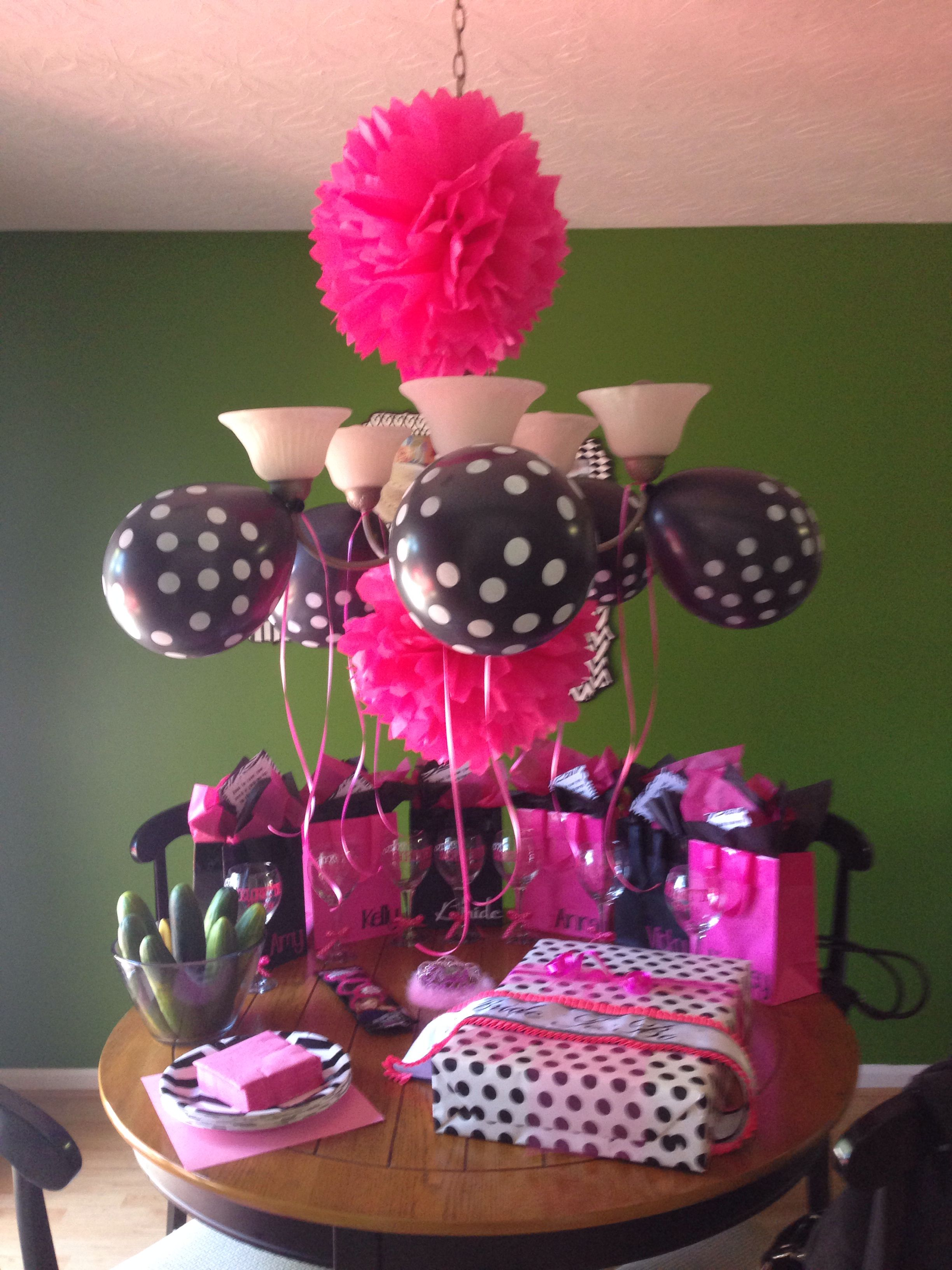 Bachelorette decorations all occasions decorations for Bachelorette decoration party