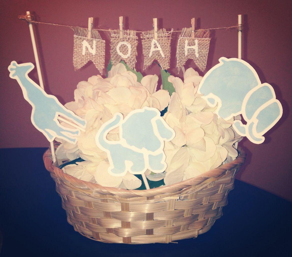 noahs ark baby shower baby showers pinterest