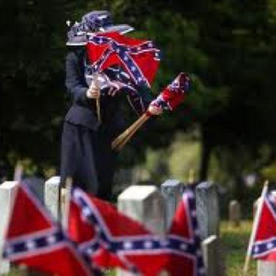 confederate memorial day cards