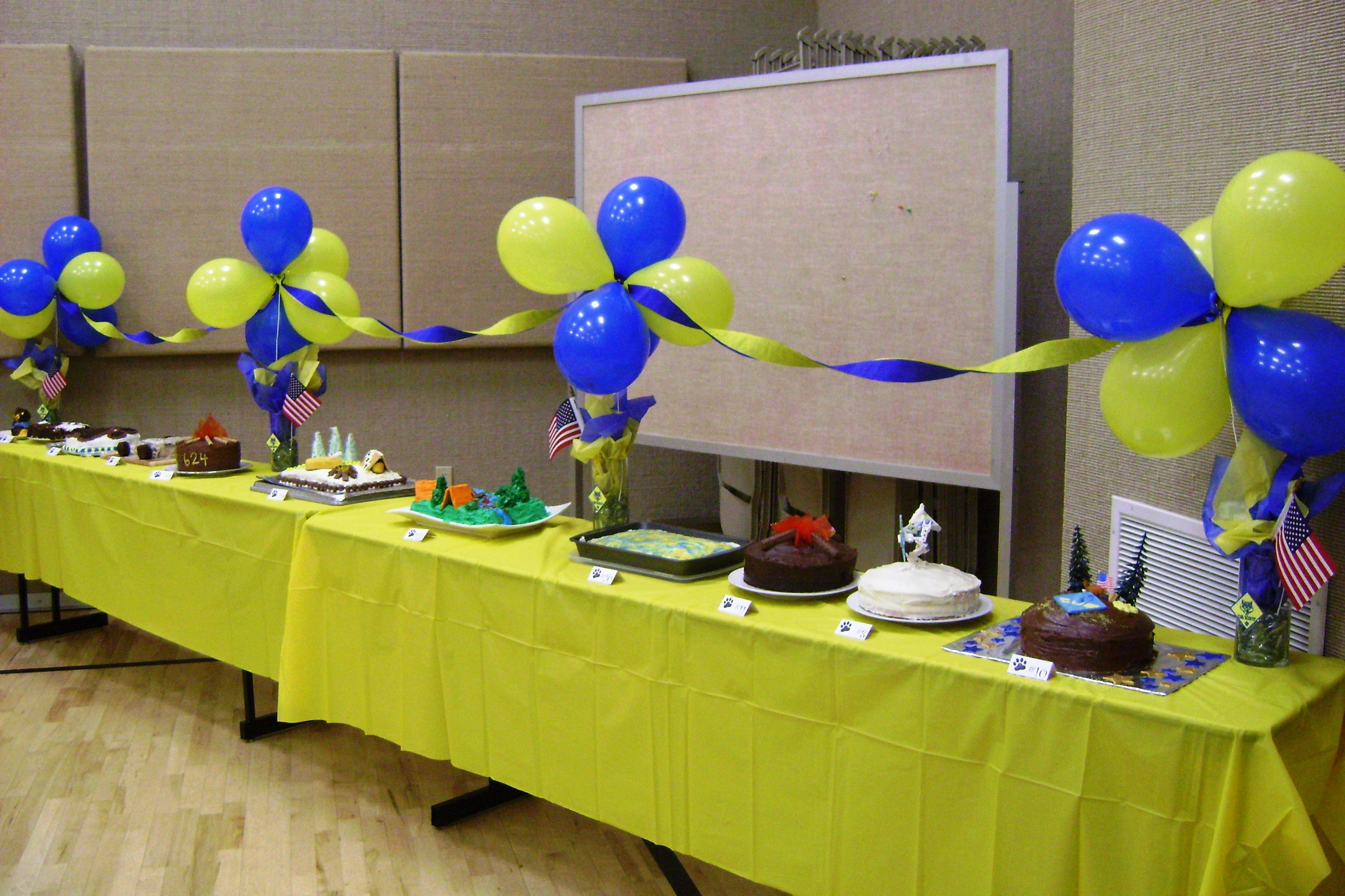 Cake Decorating For Cub Scouts : Pinterest Cub Scout Decoration Ideas Party Invitations Ideas