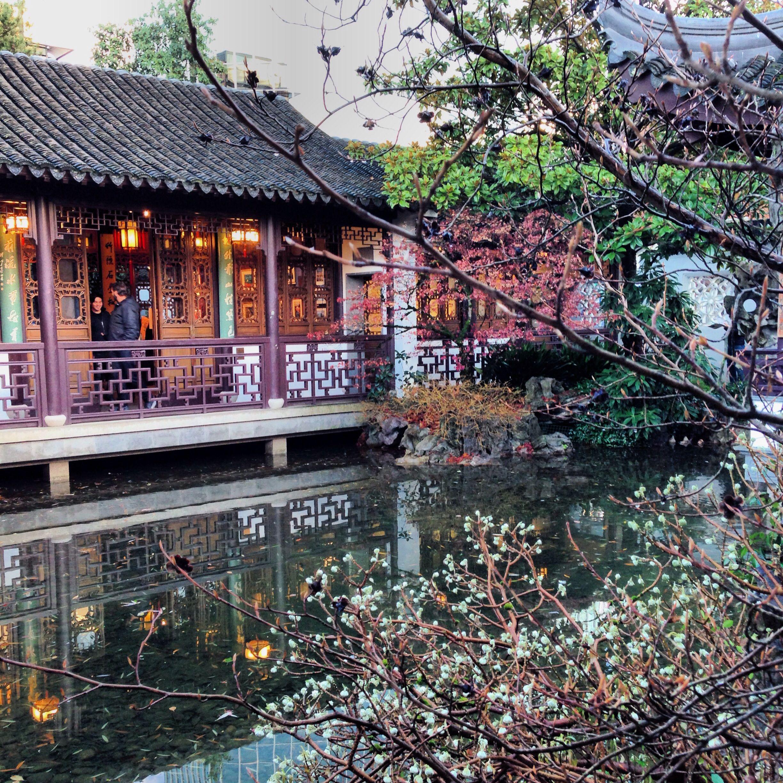 Lan Su Chinese Garden Portland Debbie Lusk Pinterest