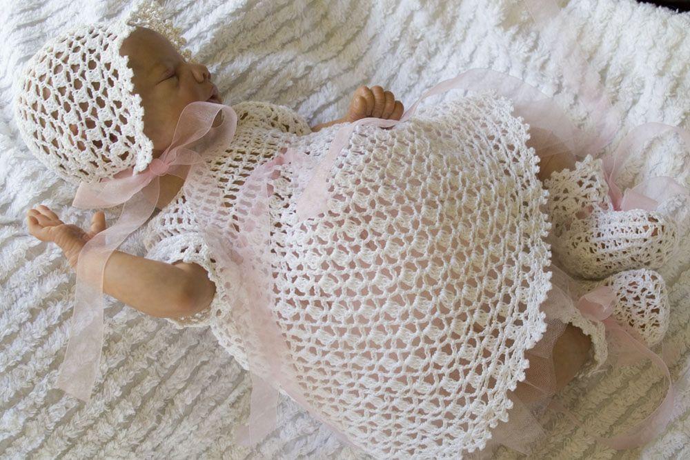 New pattern fairy matinee set cheryl s crochet pinterest