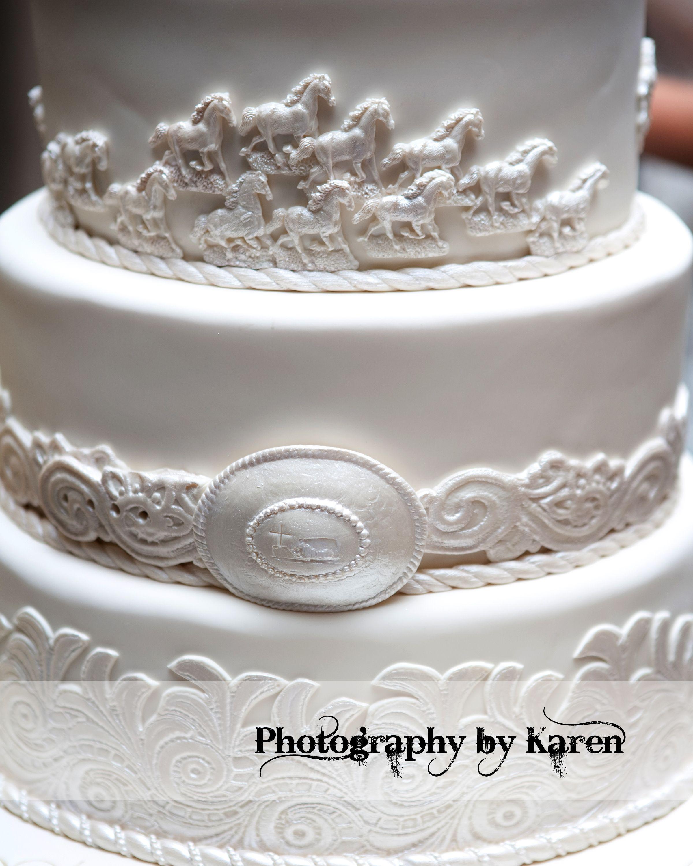 Western Wedding Cake Western wedding cakes