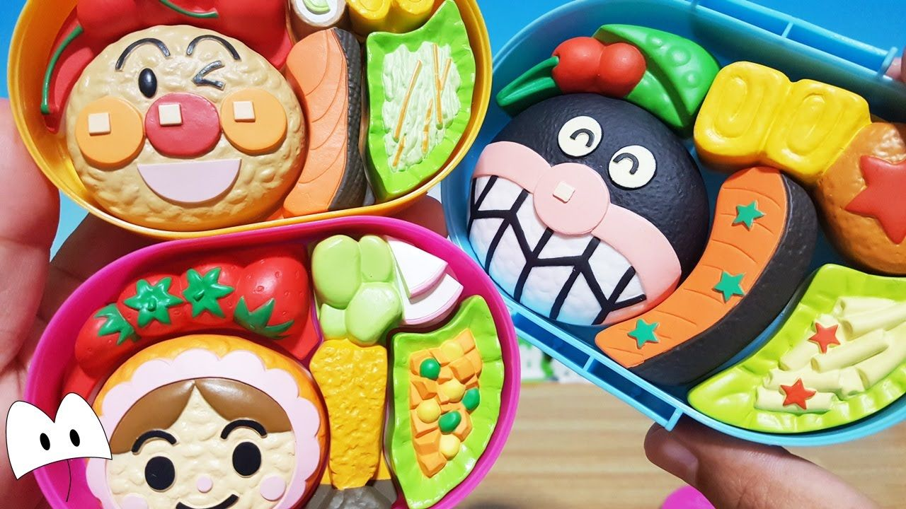 アンパンマン お弁当 おもちゃ キャラ弁大好き