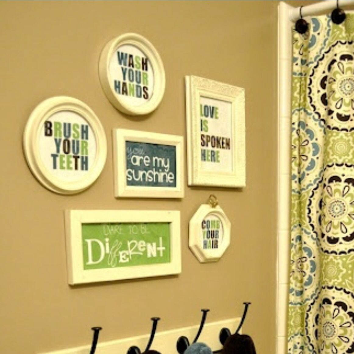 Toilet bathroom signs for home - Pin It Like Image