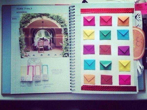 Как сделать идеи для личного дневника