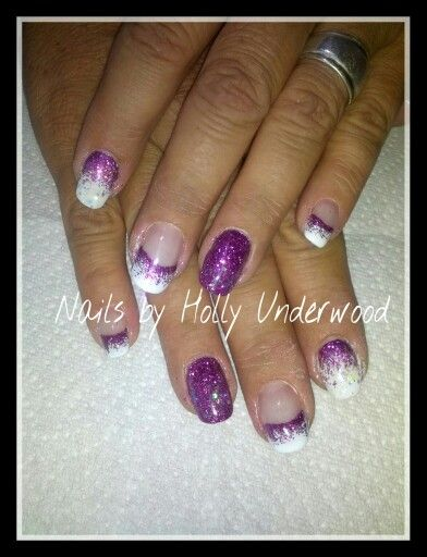 Gel nails by holly in st george ut | Nails | Pinterest
