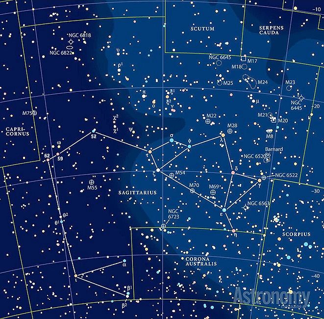 astronomy star charts night sky - photo #30