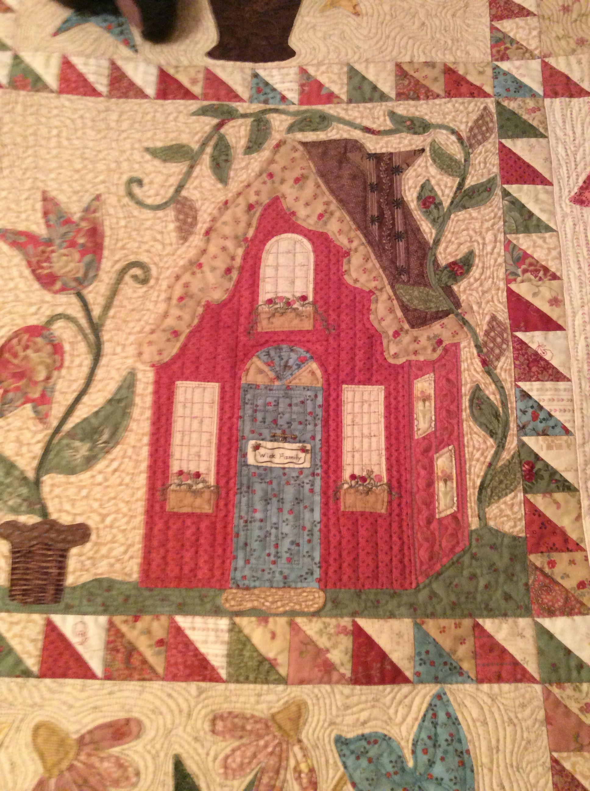 Pin by debra wick on debbie 39 s quilts pinterest for Blackbird designs english garden