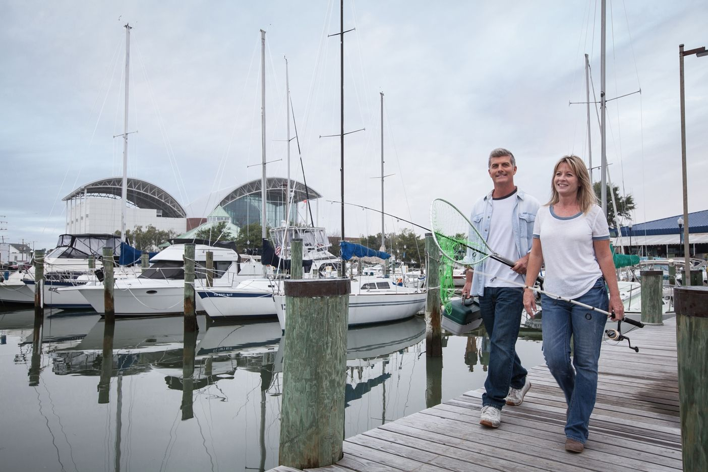 Downtown hampton marina hampton va pinterest for Buckroe beach fishing pier