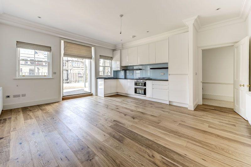 Open plan kitchen flooring | Open plan family room | Pinterest