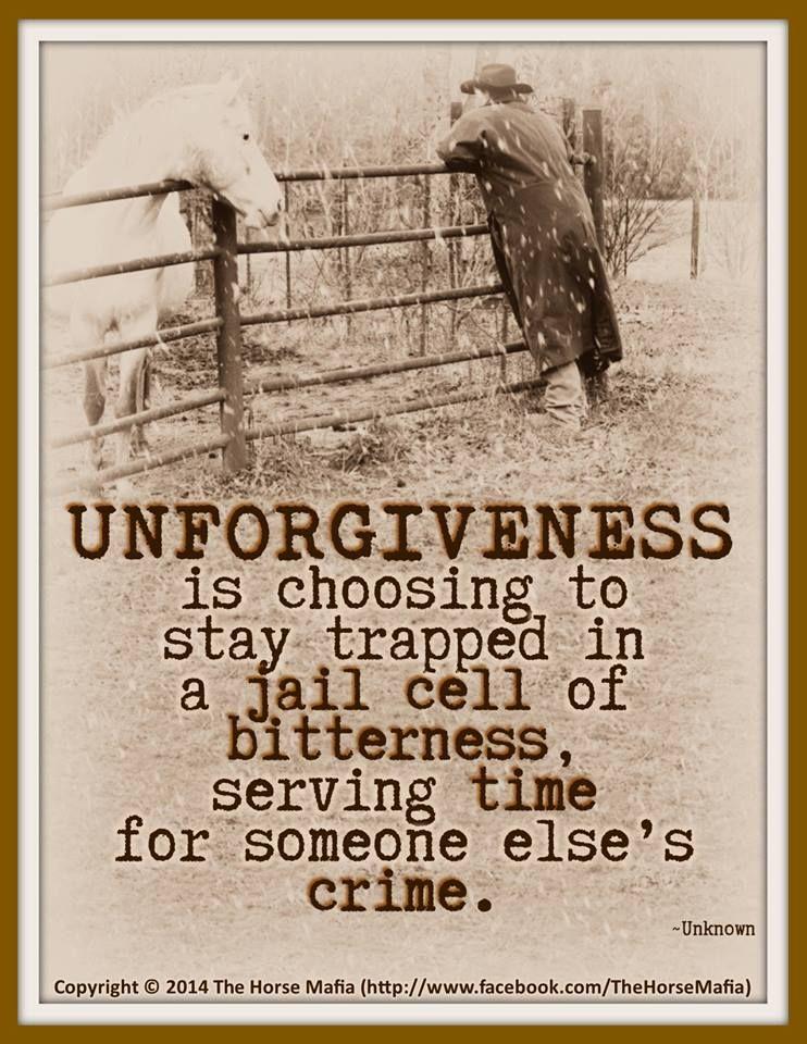 Unforgiveness! | Words of Inspiration | Pinterest