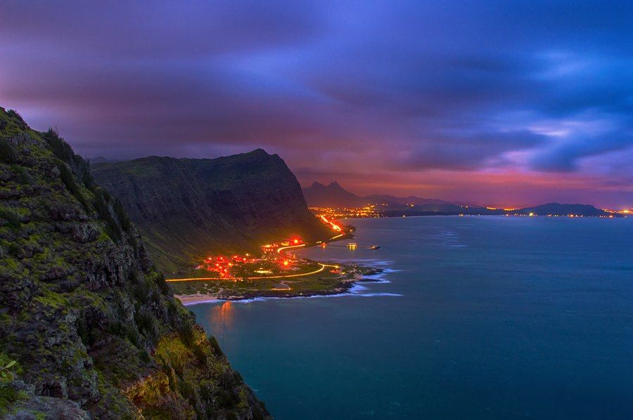 Hawaii beautiful places around the world pinterest Pretty places around the world