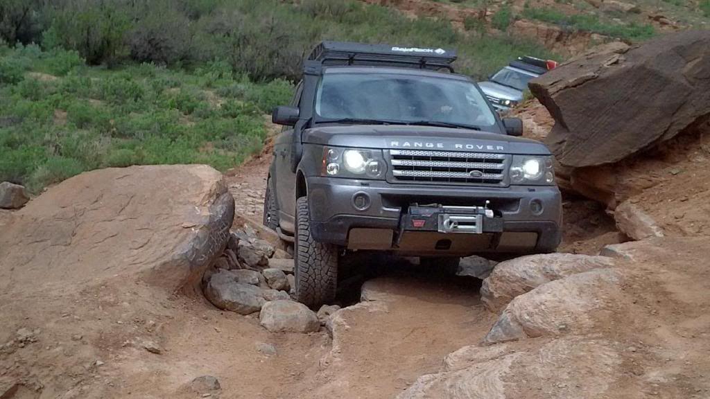 Range Rover Sport Off Road Accessories Www Imgkid Com