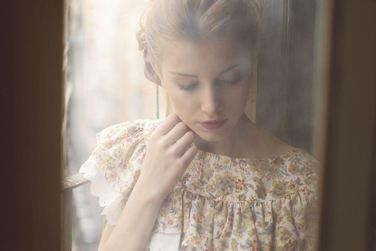 Fotografia artystyczna w stylu vintage - Alba Soler