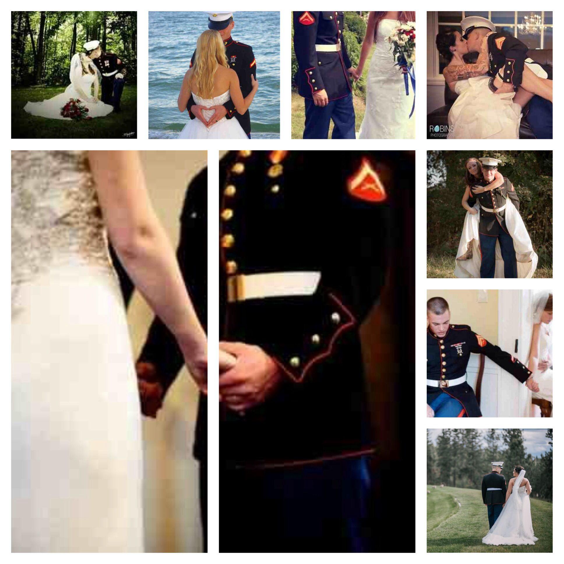 Marine couples | So cute | Pinterest