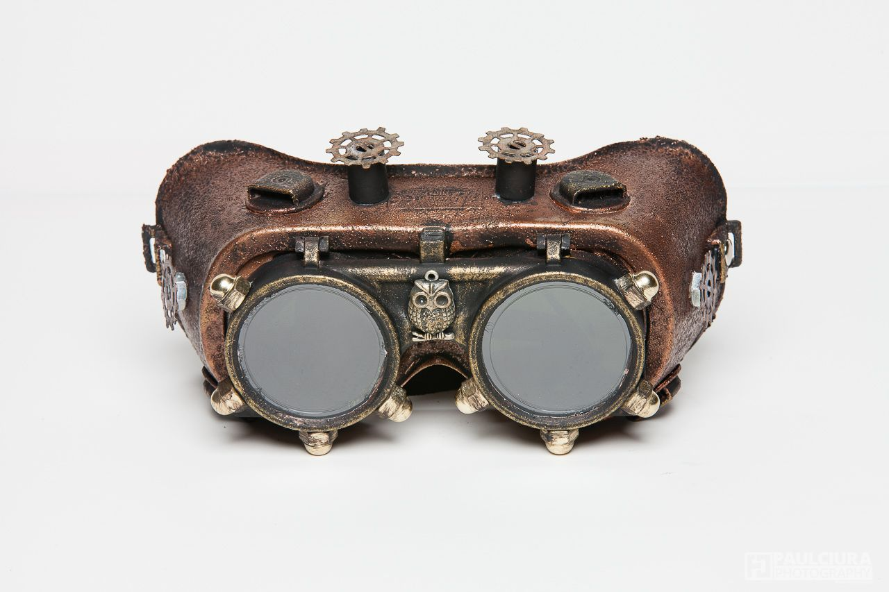 DIY Steampunk Goggles #steampunk | steampunk | Pinterest