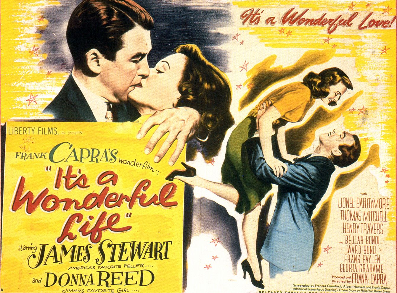 It 39 S A Wonderful Life 1 James Stewart Movie Posters Pinterest