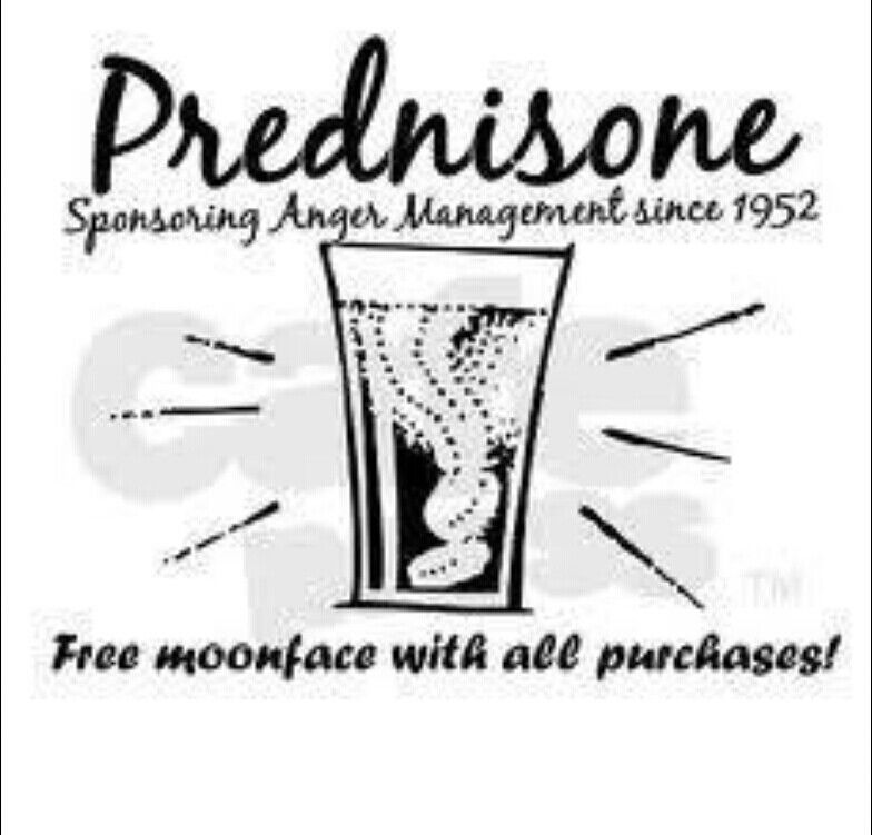 managing prednisone side effects