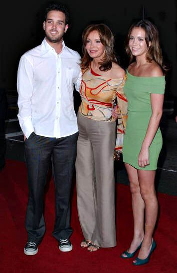 Jaclyn Smith E A Filha Spencer Margaret Richmond | HD Walls | Find ...