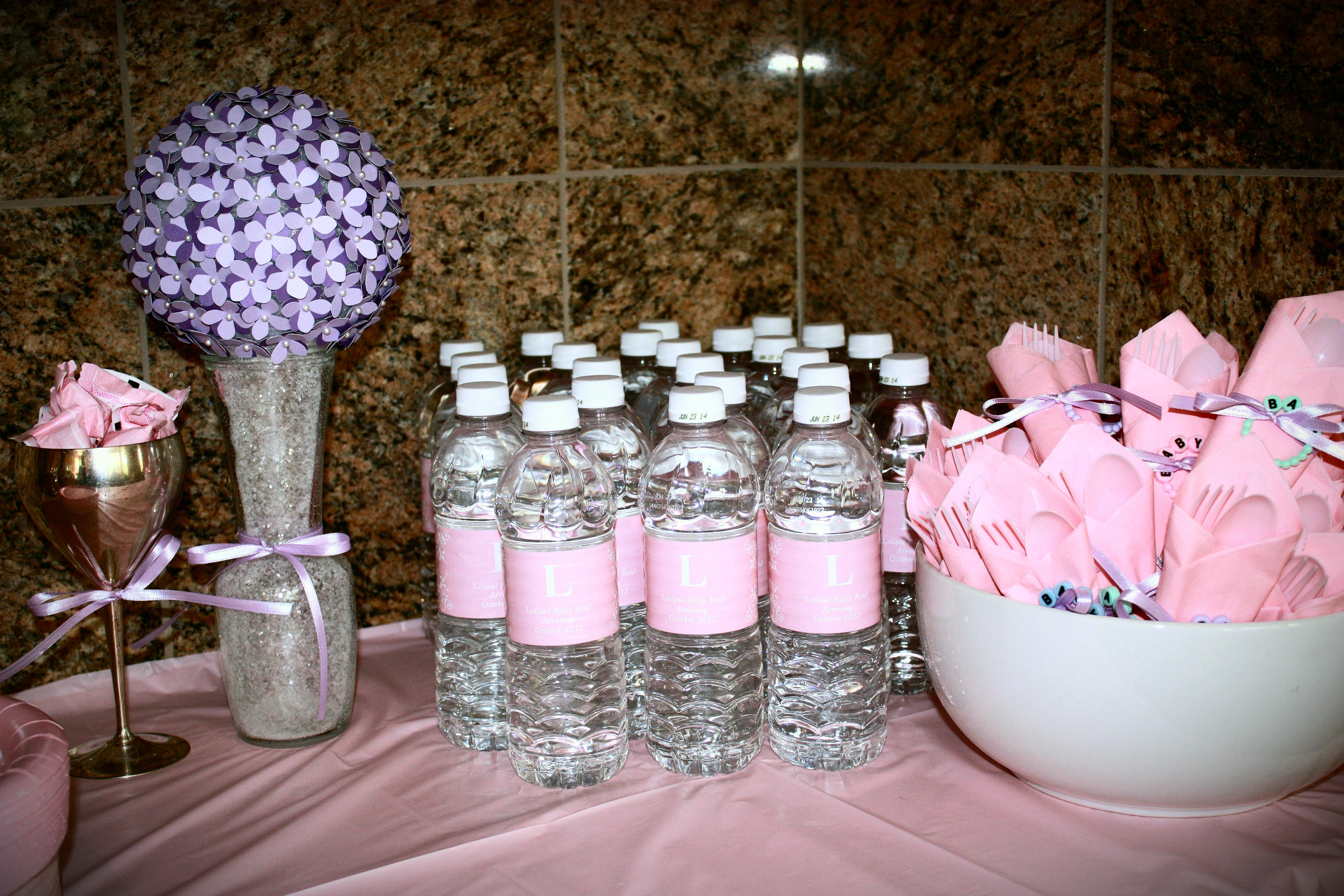 silver pink and purple baby shower baby shower ideas pinterest