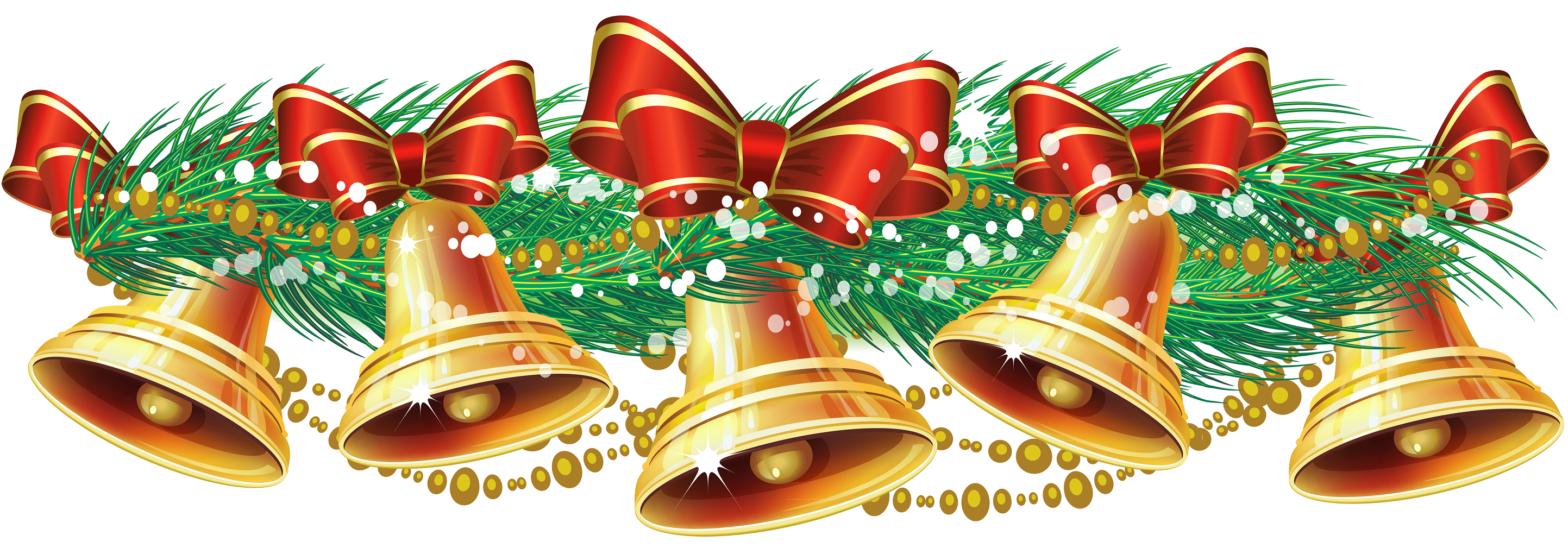 The gallery for gt silver jingle bells clip art