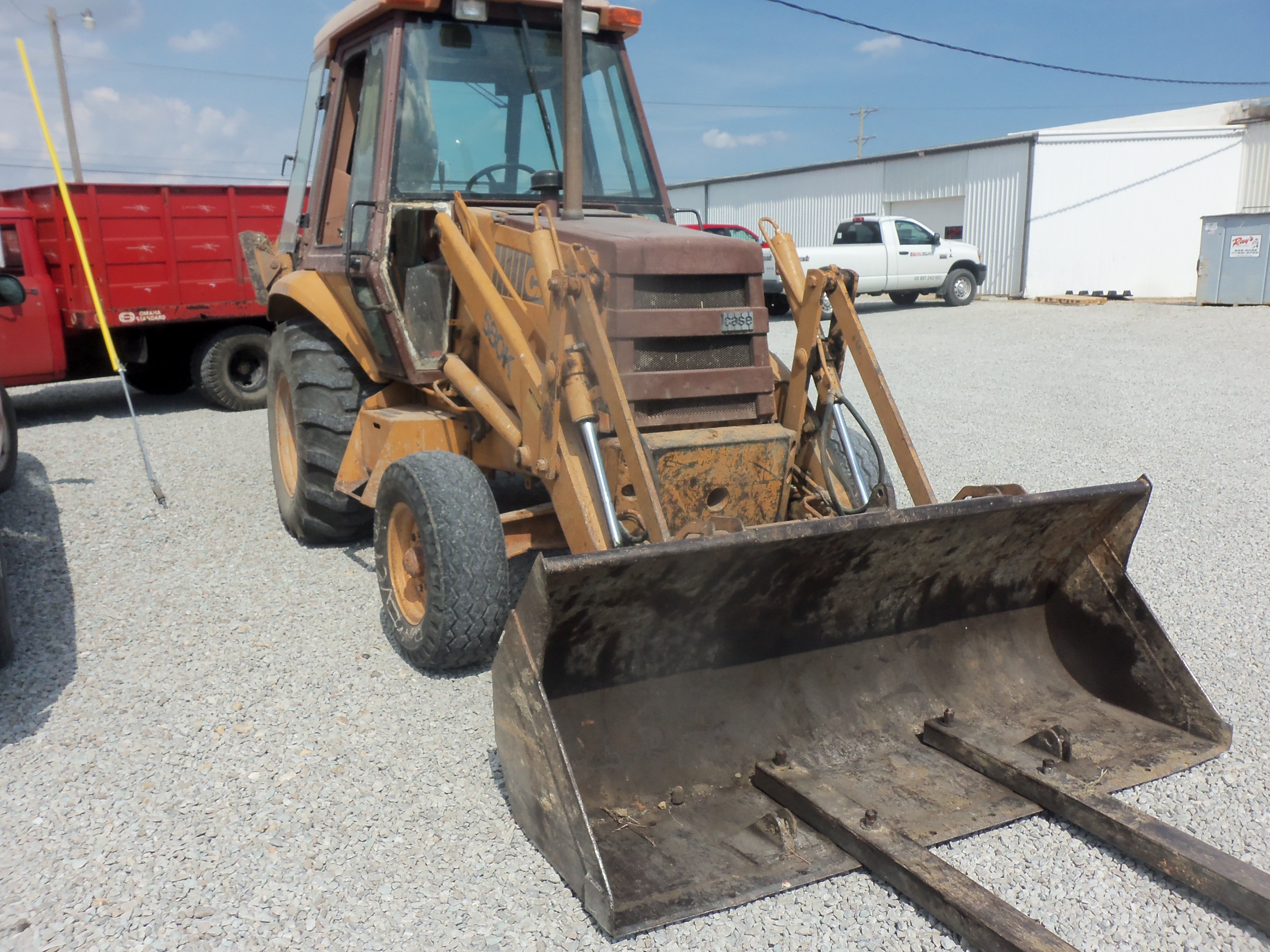 Case 580k backhoe case construction equipment pinterest for Avis e case construction