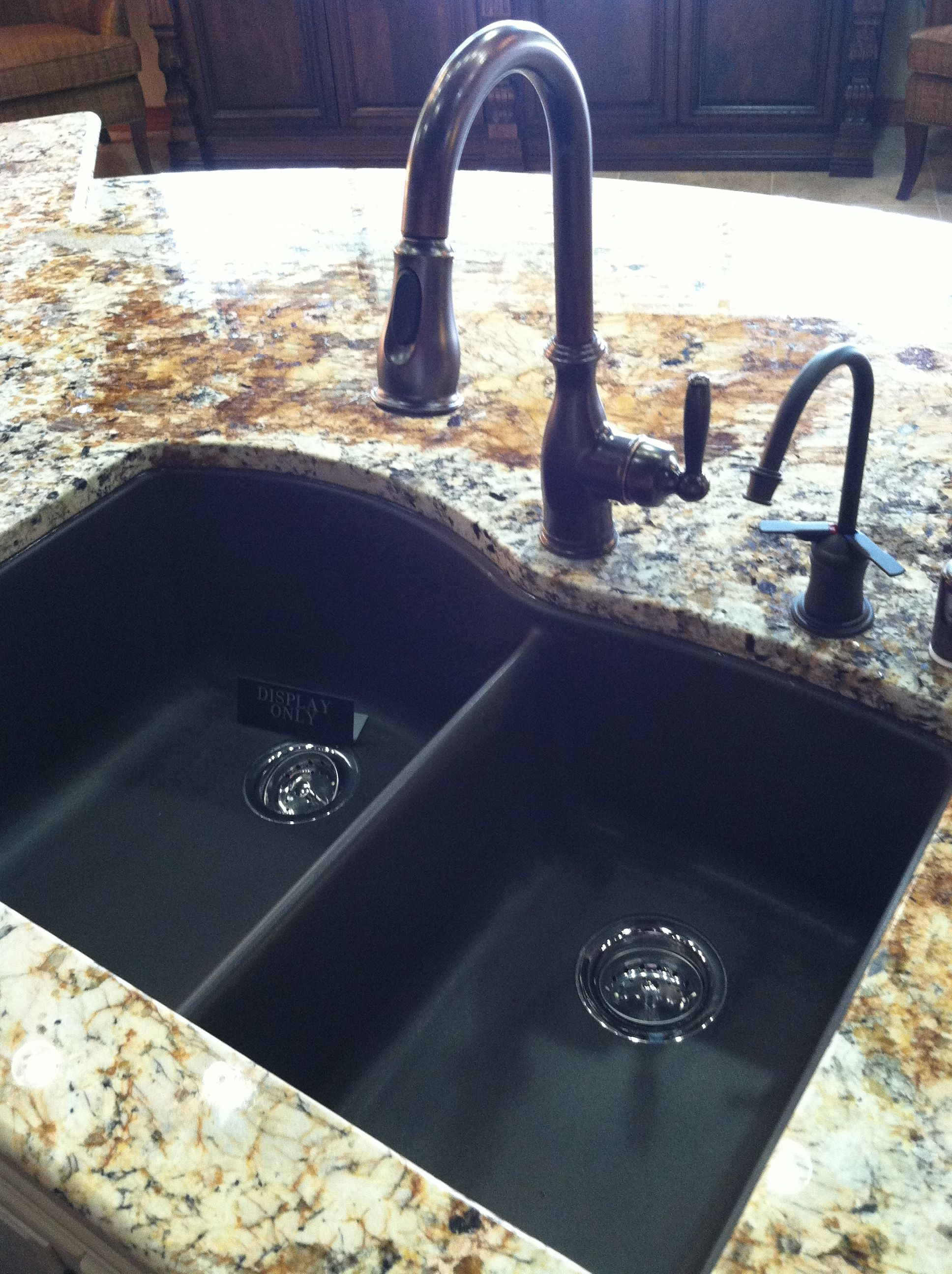 Stone Composite Sink : granite composite kitchen sink Ideas for the Home Pinterest