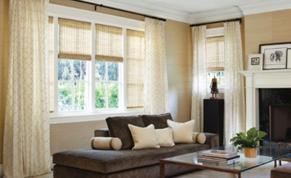 Custom Window Treatments Window Treatment Ideas Pinterest