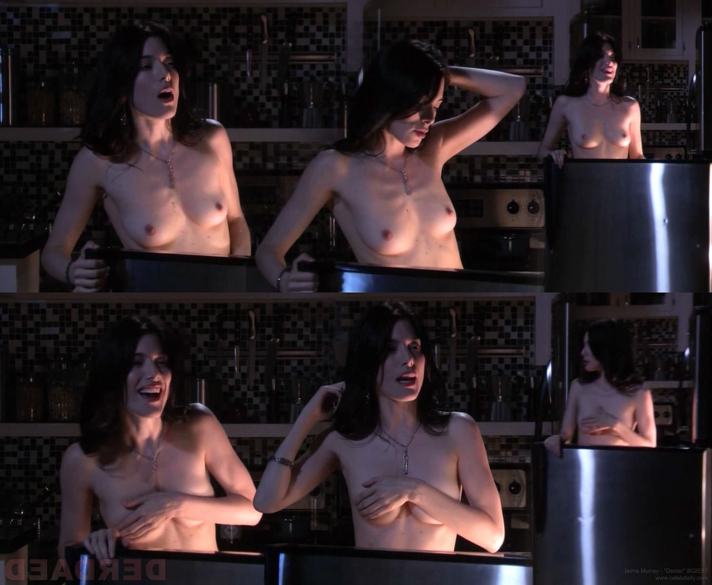 Lila of dexter naked