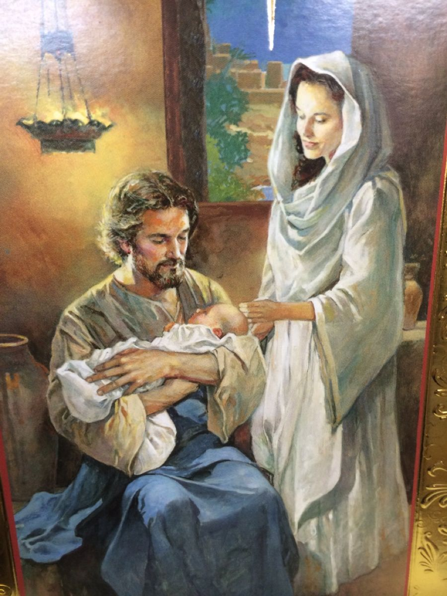 Visions of Jesus m - Miraculous Images Mary and infant jesus photos