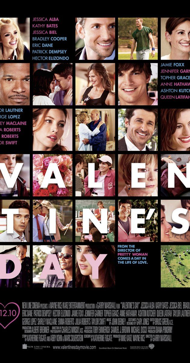 Directed by Garry Marshall. With Julia Roberts, Jamie Foxx, Anne ...