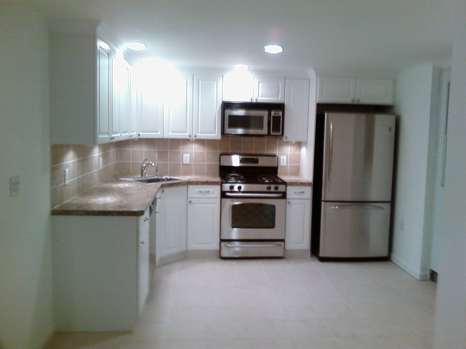 Finished Basement With Full Kitchen Basement Apartment