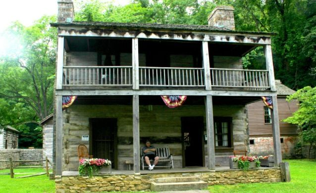 Spring Mill State Park Mitchell Indiana | INDIANA | Pinterest