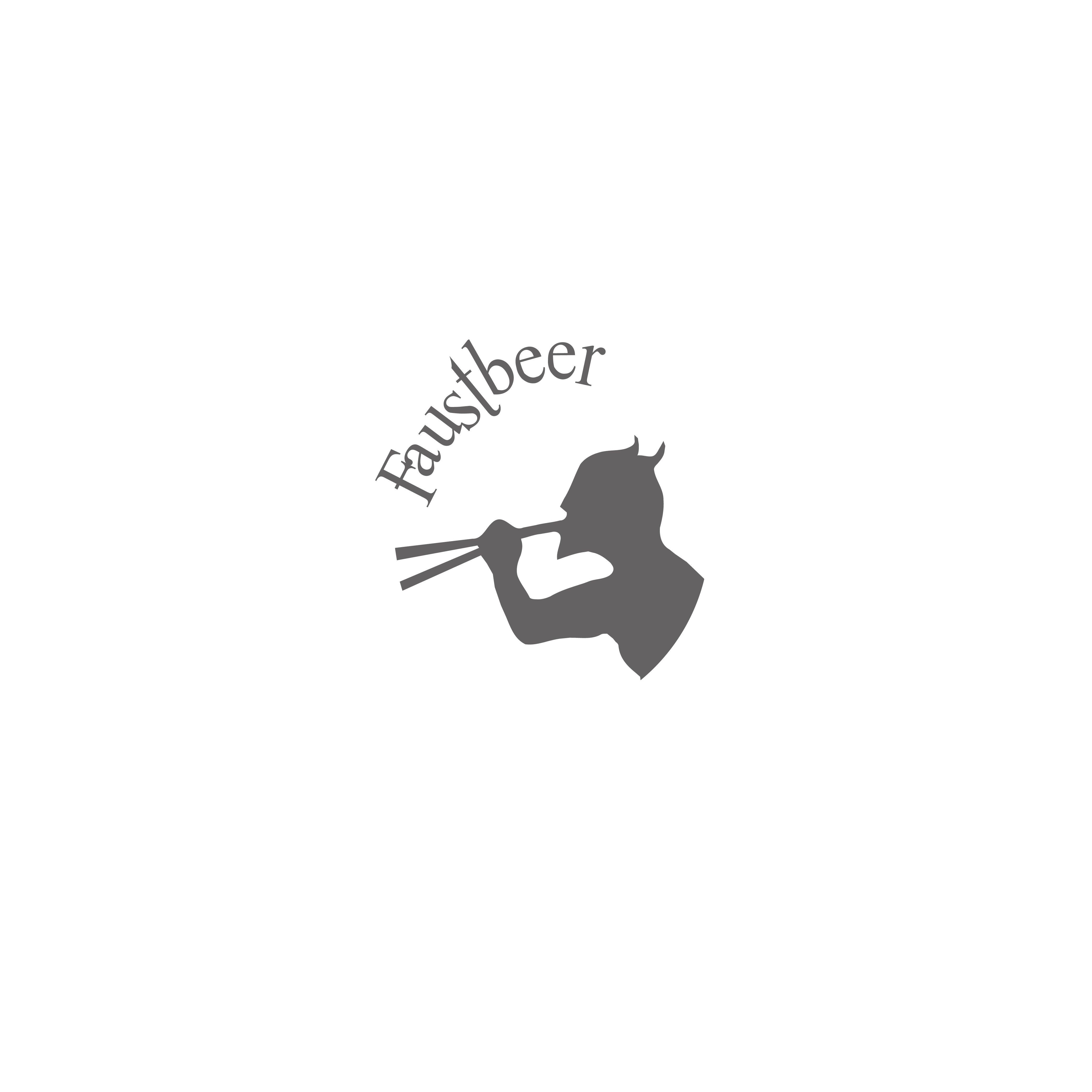Faustbeer - Logo design for a craft beer : Logo u5546u6a19 : Pinterest