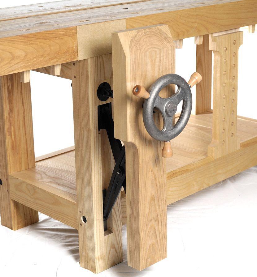 Woodworking Bench Vise Hardware