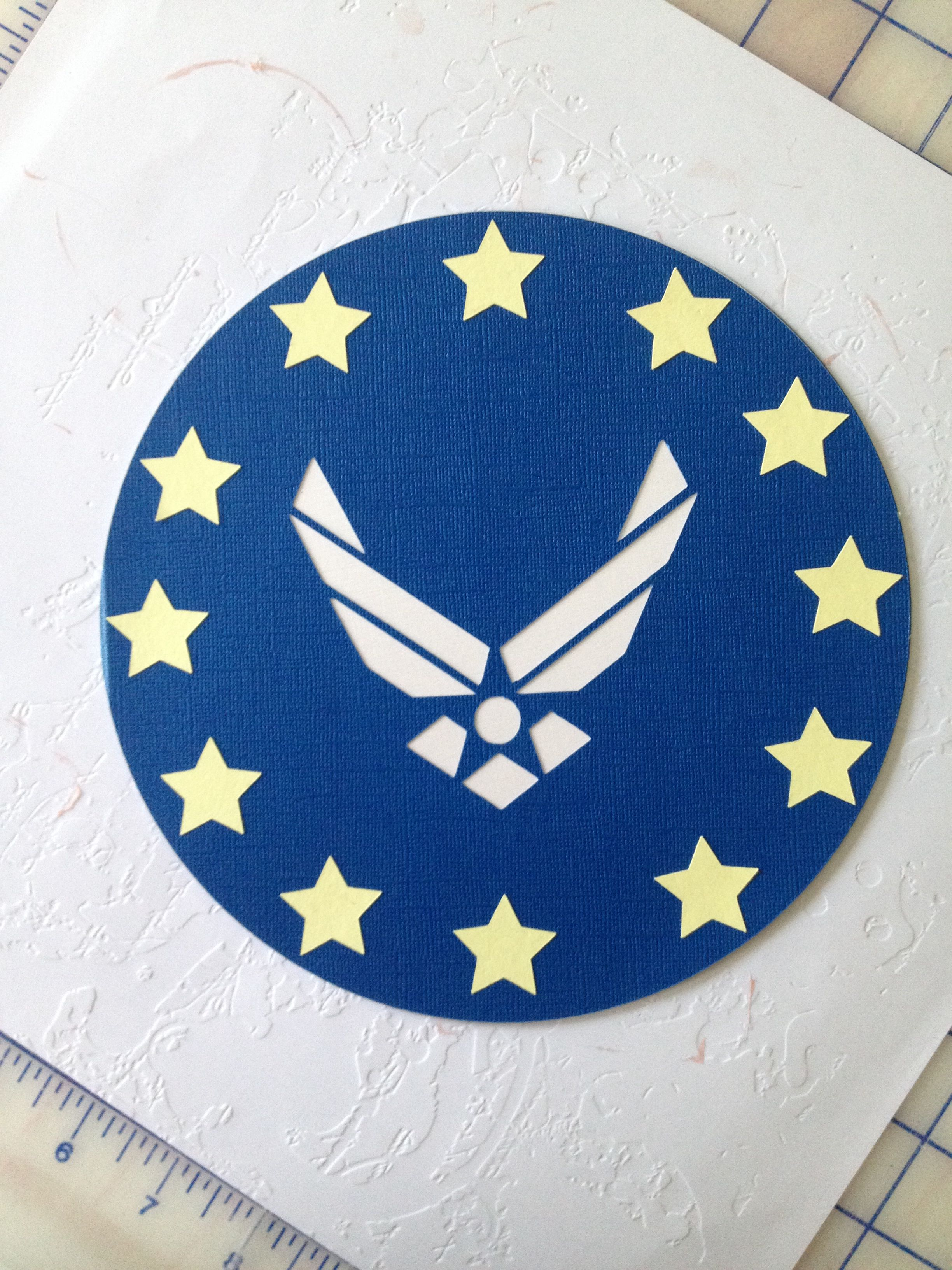 Air force party decoration cameo pinterest for Air force decoration